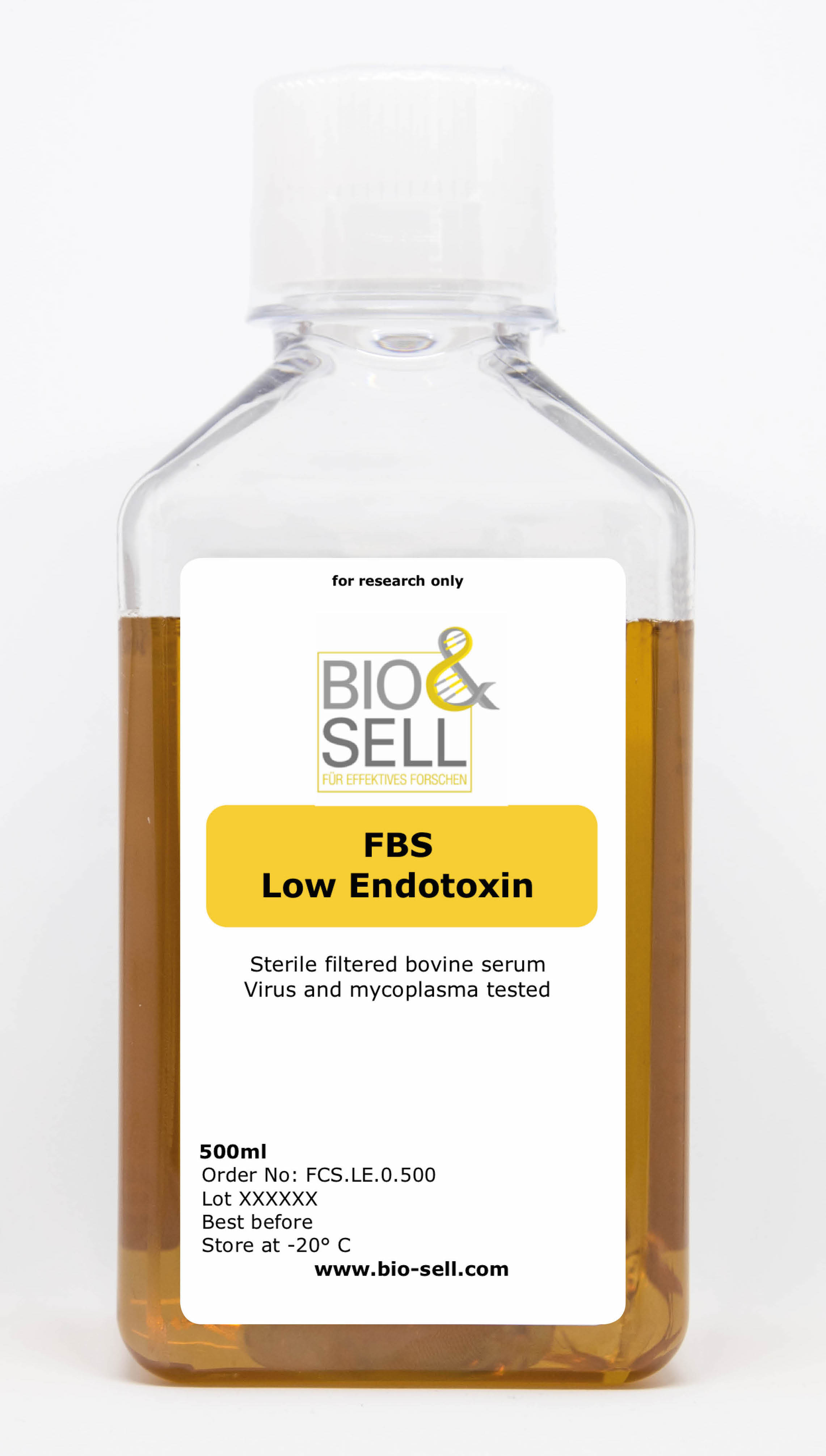 FBS Low Endotoxin engl